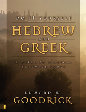 Do-it-yourself Hebrew and Greek