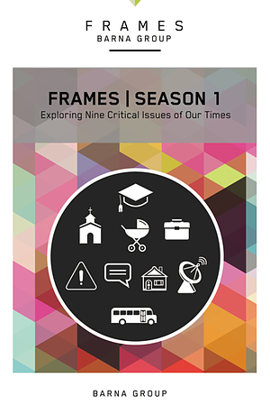 FRAMES Season 1 DVD