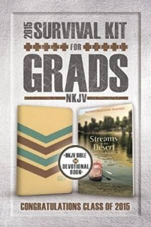 2015 Survival Kit for Grads, NKJV