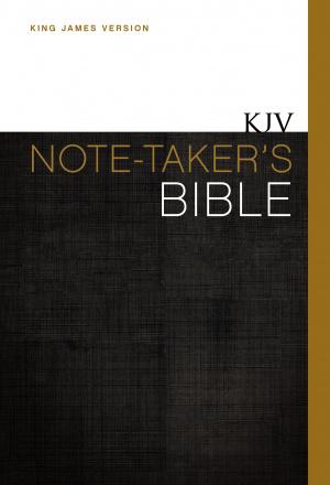 KJV Note-Taker's Bible