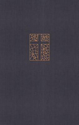Nrsv, Thinline Bible, Cloth Over Board, Navy, Comfort Print