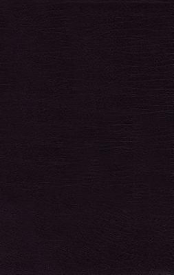 Nrsv, Thinline Bible, Large Print, Bonded Leather, Black, Comfort Print