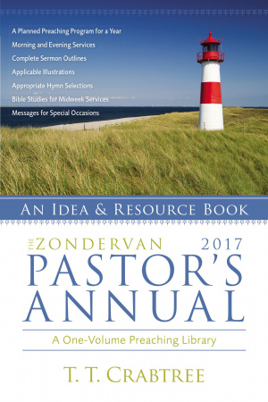 The Zondervan 2017 Pastor's Annual