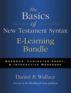 The Basics of New Testament Syntax e-Learning Bundle