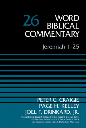 Jeremiah 1-25, Volume 26
