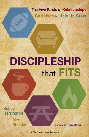 Discipleship That Fits