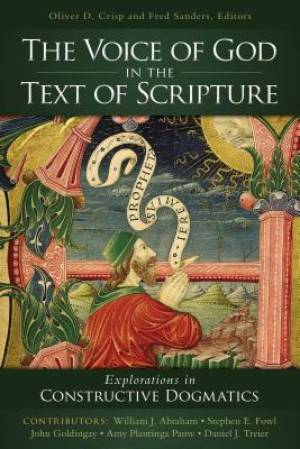 The Voice of God in the Text of Scripture
