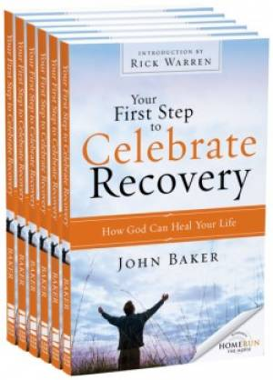 Your First Step to Celebrate Recovery Outreach Pack