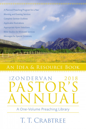 The Zondervan 2018 Pastor's Annual