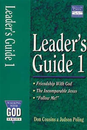 Walking with God Leaders Guide 1