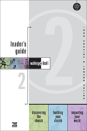Walking with God Leaders Guide II