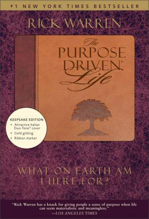Purpose Driven® Life Duo Tone Keepsake Edition