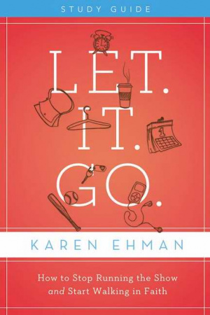 Let. It. Go. Study Guide with DVD