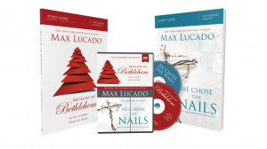 Because of Bethlehem/He Chose the Nails Study Guides with DVD