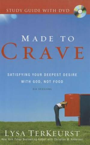 Made To Crave Study Guide With Dvd Hb