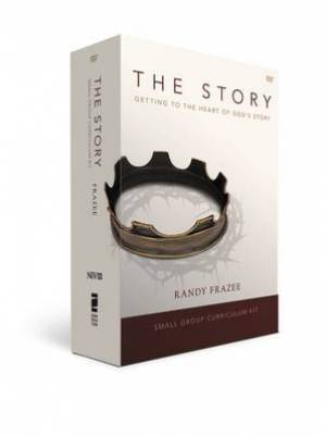 The Story, NIV with DVD: Small Group Kit