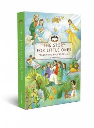Story For Little Ones Teaching Kit with CD Rom