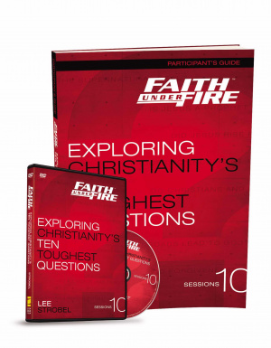 Faith Under Fire Participant's Guide with DVD