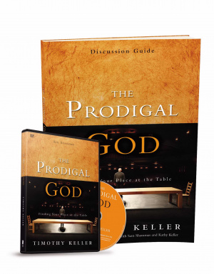 The Prodigal God Discussion Guide with DVD