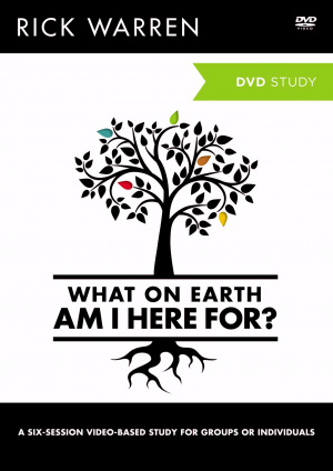 What on Earth am I Here For? DVD