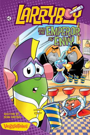 Larryboy and the Emperor of Envy