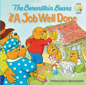 Berenstain Bears And A Job Well Done Pb