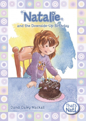 Natalie And The Downside-up Birthday Pb