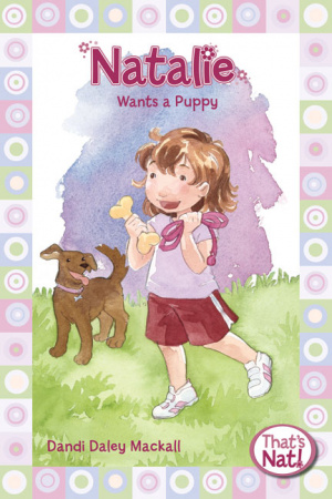 Natalie Wants A Puppy Pb