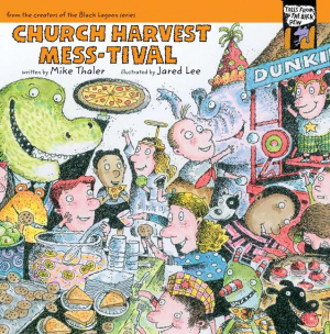Church Harvest Mess Tival Pb