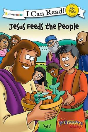 Jesus Feeds The People