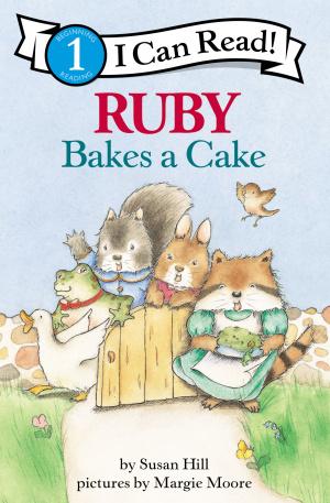 Ruby Bakes A Cake Pb