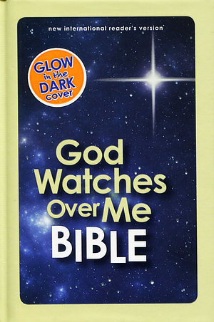 NIrV God Watches Over Me Bible: Hardback