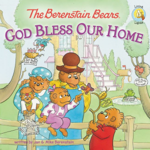 Berenstain Bears God Bless Our Home Pb