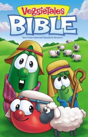 NIrV, The VeggieTales Bible, Hardcover