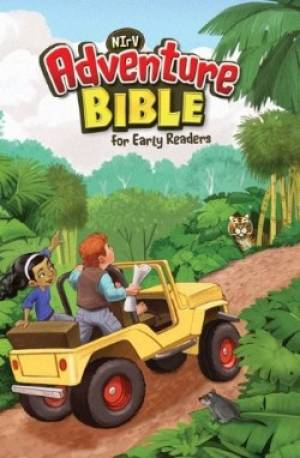 Nirv Adventure Bible Early Readers 3d Mo