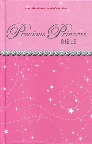 NIrV Precious Princess Bible: Pink, Hardback