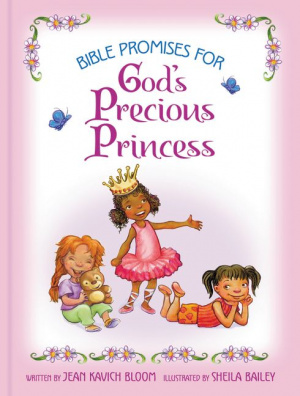 Bible Promises for God's Precious Princess