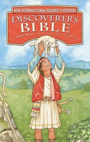 NIRV Discoverers Bible For Early Readers Revised Edition Hardbacl