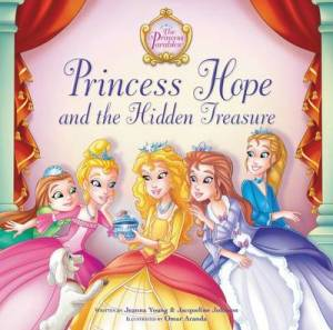 Princess Hope And The Hidden Treasure Hb