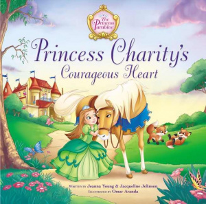 Princess Charitys Courageous Heart Hb