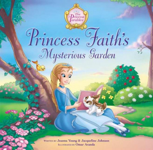 Princess Faiths Mysterious Garden Hb