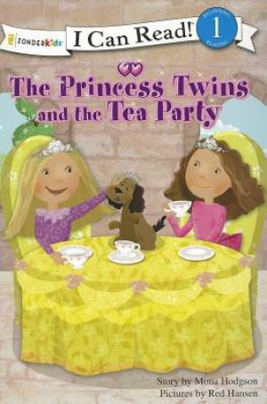 Princess Twins And The Tea Party Pb