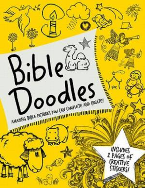The Bible Doodle Book