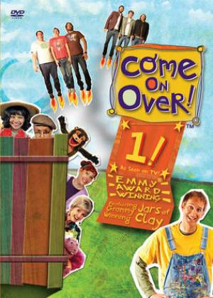 Come On Over Vol 1 DVD