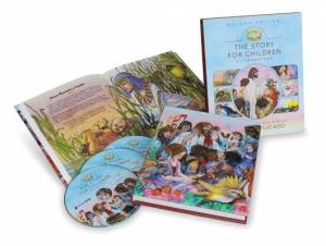 The Story for Children, a Storybook Bible Deluxe Edition