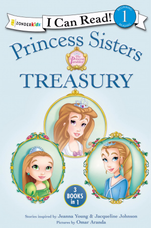 Princess Sisters Treasury