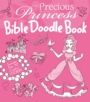 Precious Princess Bible Doodle Book