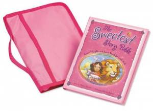 Sweetest Story Bible Cover Pack