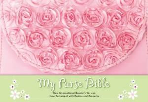 NIrV, My Purse Bible, Imitation Leather, Pink