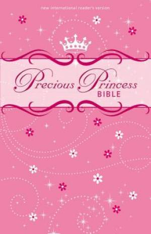NIrV, Precious Princess Bible, Hardcover